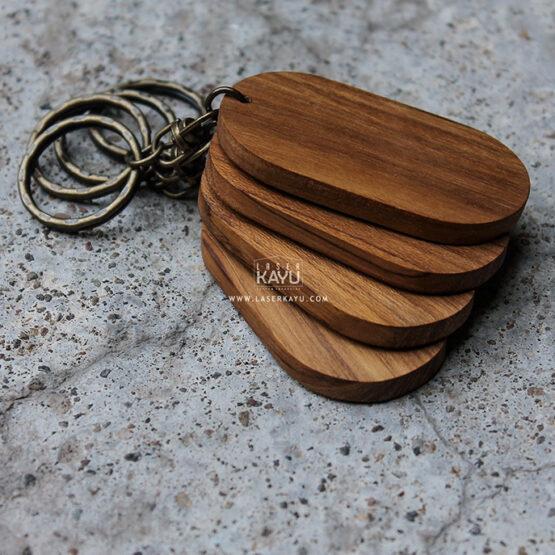 bahan-kerajinan-souvenir-gantungan-kunci-ouval-unik-kayu-jati-terbaik-jakarta,-bandung