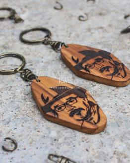 kerajinan-souvenir-Grafir gantungan-kunci-Laser murah-kayu-jati-Engraving terbaik-jakarta-bandung