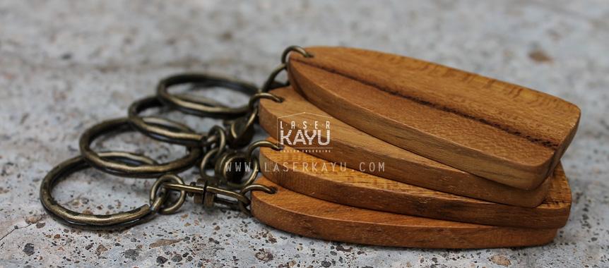 Jual-Souvenir-Kerajinan-Bahan-Material-gantungan-kunci-kayu-jati-unik-ring-Tembaga-custom-
