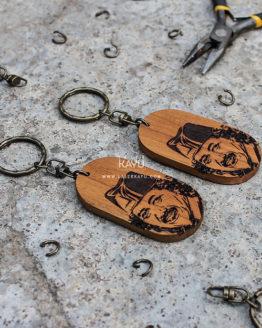 Kustom-kerajinan-souvenir-gantungan-kunci-Laser-kayu-jati-terbaik-jakarta,-bandung