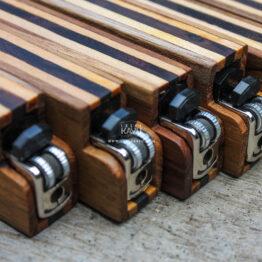 Kayu Jati Kayu Cemara kayu Sono Keling. (bukan Plywood/Mdf).