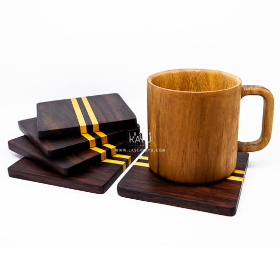 Souvenir-Tatakan-Gelas-Kayu-Sono-Wood-coaster-Laser-Kayu-Jepara-Indonesia-cafe-coffeshop-wooden-Kitchenware-restaurants