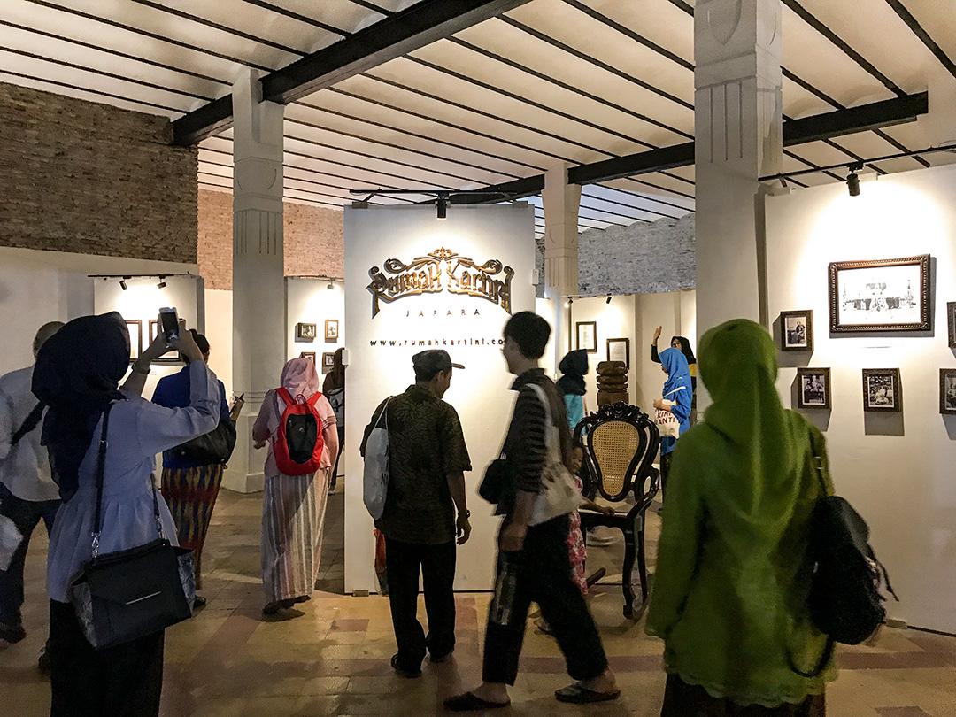 Pameran-Sejarah-dan-industri-kreatif-Jepara,-RumahKartini-Japara,-Kota-lama-Semarang